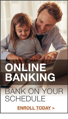 Online Banking  Bank on Your Schedule Enroll Today