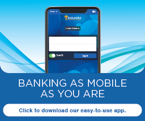Banking as mobile as you are. Click to download our easy-to-use app.