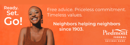 Ready. Set. Go! free advice is priceless when its backed by commitment and timeless values.  neighbors helping neighbors since 1903.