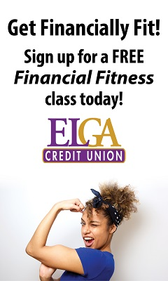 Get financially fit! Sign up for a free financial fitness class today!
