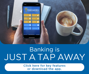 Banking is Just a Tap Away Click here for key features or download the app.
