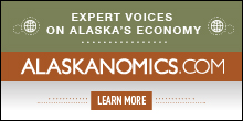 With contributions from economists, business leaders, policy makers, and everyday Alaskans, Alaskanomics aims to engage readers in an ongoing conversation about our economy, now and in the future.