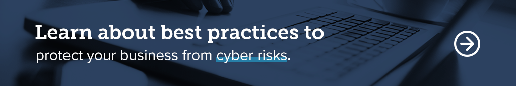 Learn about best practices to protect your business from cyber risks.