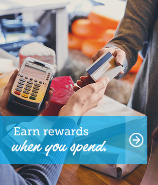 Earn rewards where you spend.