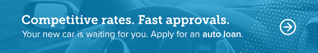 Competitive rates. Fast approvals.  Your new car is waiting for you. Apply for an auto loan.