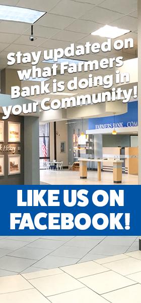 Like us on facebook! Community Driven!