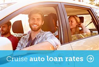 Cruise auto loan rates.