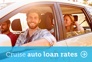 Cruise auto loan rates.