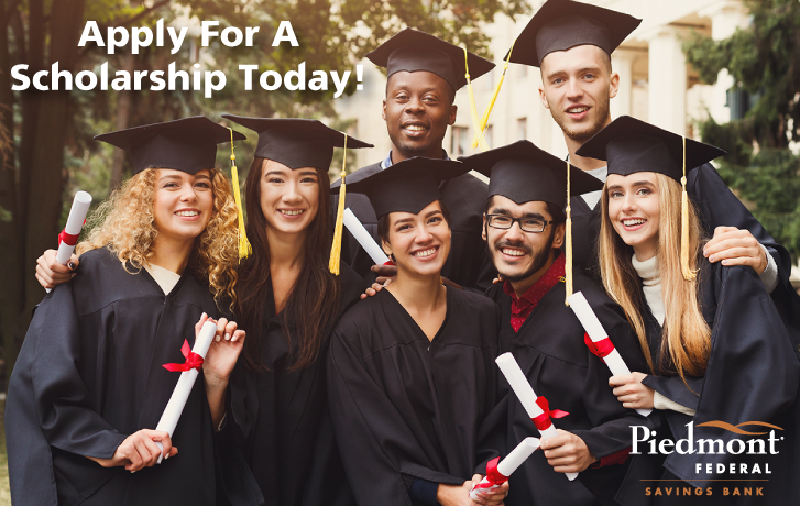 Apply for a scholarship today!