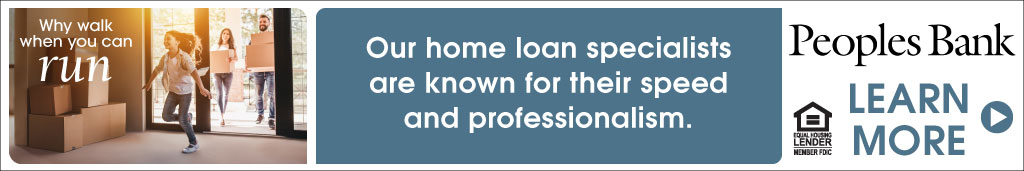 Peoples Bank Home Loans: Our home loan specialists are known for their speed and professionalism.