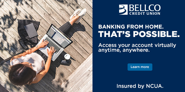 Banking from home. That's Possible. Access your account virtually anytime, anywhere. Learn More Insured by NCUA