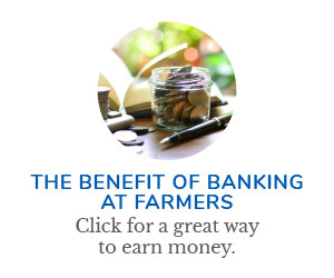 The Benefit of Banking At Farmers Click for a great way to earn money.