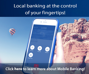Local banking at the control of your fingertips!  Click here to learn more about Mobile Banking!