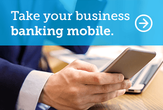 Take your business banking mobile.