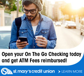 Open your On The Go Checking today and get ATM Fees reimbursed! Learn More