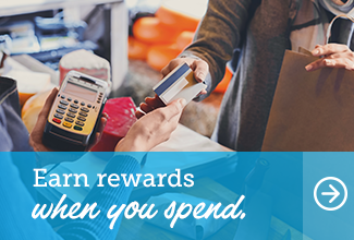 Earn rewards when you spend.